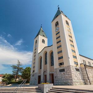 Bośniackie i Chorwackie Sanktuaria Maryjne